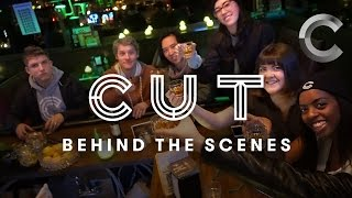 Behind the Scenes at Cut
