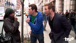 Billy on the Street: Chris Pratt Lightning Round!