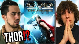 God of Thunder THOR - Die schlechteste THOR-Imitation aller Zeiten!