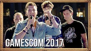 So war unsere Gamescom 2017 - #NerdScope Nr.25