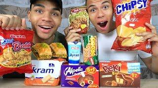 Süßigkeiten Test - TÜRKEI 2 !!! | PrankBrosTV