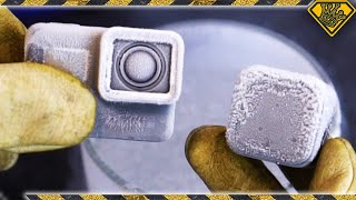 Will A Recording GoPro Survive Liquid Nitrogen?