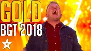 TOP 5 GOLDEN BUZZERS on Britain