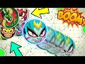 AGARIO IMPOSSIBLE 3X IN 1 HACKED BAIT?! ...mp3