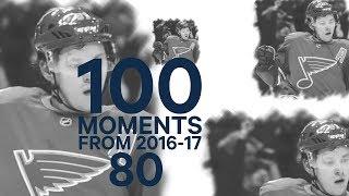 No. 80/100: Tarasenko turns the trick vs. Tampa