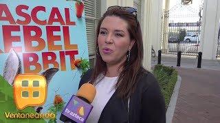 Alicia Machado afirma que el acoso no terminará pese a denuncias    Ventaneando