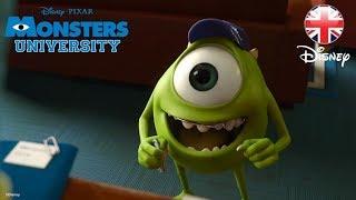 Monsters University - UK Trailer - Disney Pixar Official HD