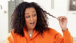 Flirty Twistout on Dry Natural Hair | Quick Fix