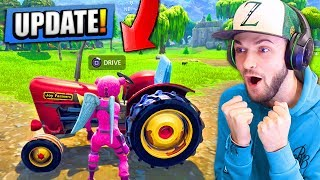 *NEW* VEHICLES coming to Fortnite: Battle Royale!