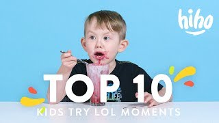 Top 10 Funniest Kids Try Moments! 😂😂😂