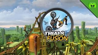 AUF LETZTEM METER VERSAGT 🎮 Trials Fusion #65