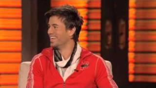 Enrique Iglesias Interview With George Lopez Tonight 2010