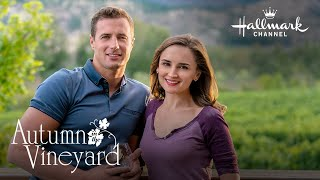 Preview - Autumn in the Vineyard starring Rachael Leigh Cook and Brendan Penny - Hallmark Channel