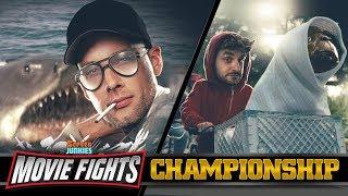 MOVIE FIGHTS CHAMPIONSHIP! - E.T. vs Jaws - LIVE!