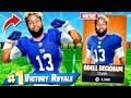 NFL Skin ODELL BECKHAM JR Challenge in F...mp3