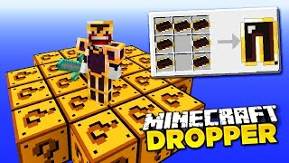 ANIMATED LUCKY BLOCK DROPPER | 370% SCHUTZ DURCH FIERY RÜSTUNG
