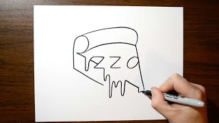 Artist Turns Everyday Words Into Pictures
