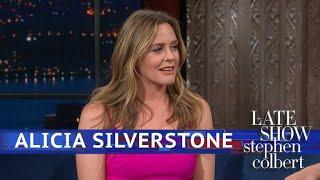 Alicia Silverstone Got Donald Trump