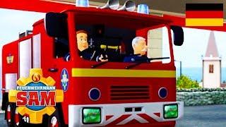 Feuerwehrmann Sam Deutsch | Neue Folgen | Pontypandy in Gefahr - 1 Stunde | Cartoon für Kinder
