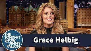 How Grace Helbig