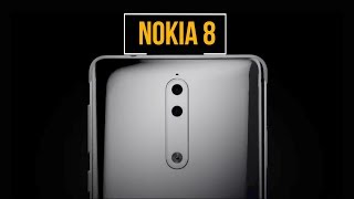 Nokia 8 Announcement On August 16, 2017 [Quick bytes]