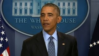 Obama thanks press in final news conference