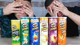 PRINGLES CHALLENGE 2 !!! | PrankBrosTV