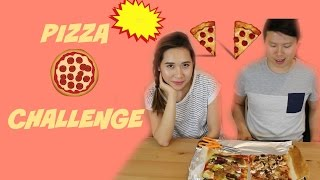 Thử thách pizza - Pizza Challenge ♡Truc