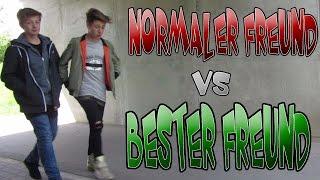 NORMALER FREUND VS BESTER FREUND [2000 Abo-Special] Echtso