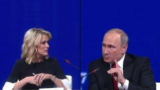 Putin schools Megyn Kelly on Syria, chemical weapons & terrorism