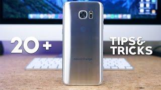 Samsung Galaxy S7 edge: 20+ Tips and Tricks