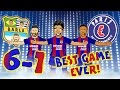 BARCA 6-1 PSG! THE BEST COMEBACK EVER! B...mp3