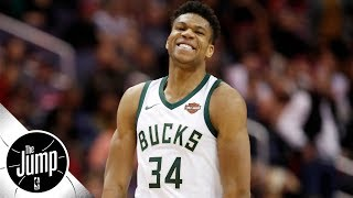 Bucks GM: Giannis will have 3-point shot soon, and rest of NBA is