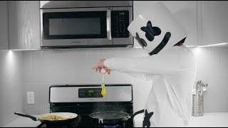 Cooking with Marshmello: Nasi Goreng (Indonesian Fried Rice)
