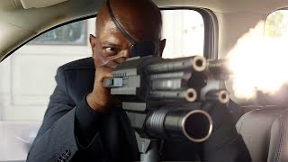 """Nick Fury """"Want To See My Lease?""""- Captain America: The Winter Soldier (2014) Movie CLIP HD"""