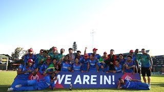 Afghanistan qualifies for 2019 ICC Cricket World Cup with win over Ireland | Cricinfo | ESPN