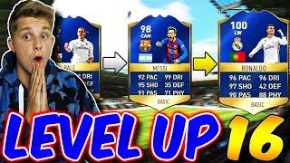 """FIFA 17 - LEVEL UP #16 ⚽⛔️⚽ - """"OMG!! NEUES TEAM & 90 BALE??"""" - ULTIMATE TEAM (DEUTSCH)"""
