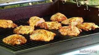 Test Kitchen Secrets: Grilled Chicken with White BBQ Sauce