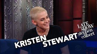 Kristen Stewart Brushed Off Trump