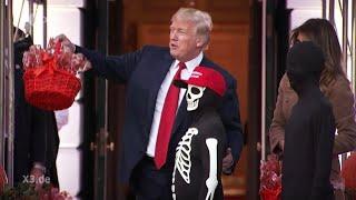 Christian Ehring: Halloween in Washington | extra 3 | NDR