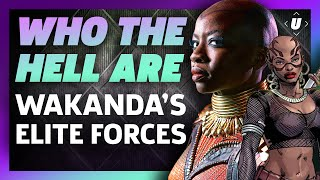Black Panther: Who are Wakanda