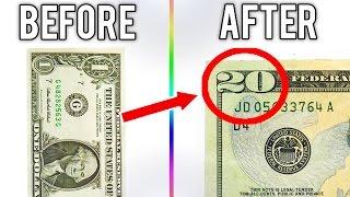 TRICK ANYONE TO GIVE YOU $20 (Life Hacks)
