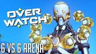 6v6 Arena (feat. Nebelbrei) | OVERWATCH