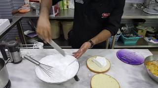 A tutorial of Whipping Whipy Whip Cream Properly