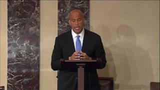 "Cory Booker Joins Senate Democrats Filibuster: ""Enough business as usual on gun violence"""