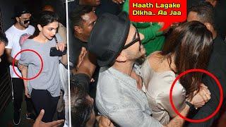 Ranveer Singh Protecting Girlfriend Deepika Padukone From Karni Sena Padmavati Controversy