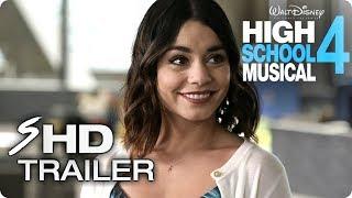 High School Musical 4 (2018) Teaser Trailer #1 - Concept Disney Musical Movie HD