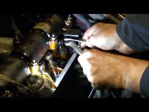 Регулировка клапанов ваз 2105 своими руками видео