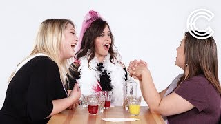 Bridesmaids Play Truth or Drink