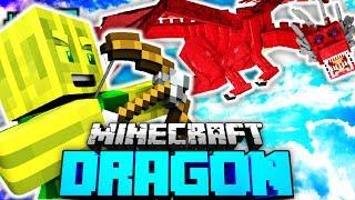 Der LEGENDÄRE FEUERDRACHE?! - Minecraft Dragon #40 [Deutsch/HD]